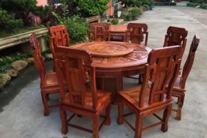 为什么说红木家具能传代?
