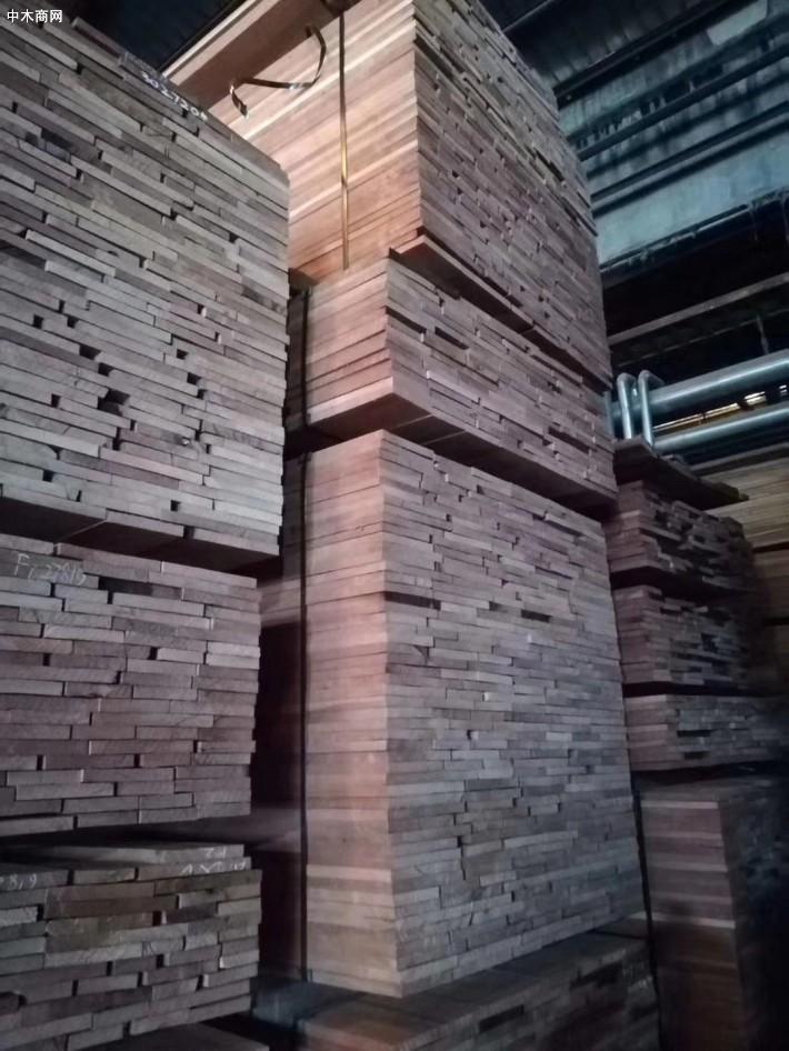 北美进口红橡木板材图片