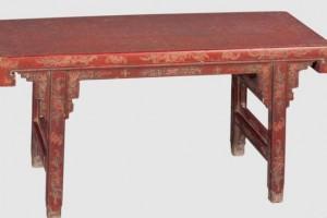 故园遗珍:颐和园藏清代宫廷遗存置物类家具