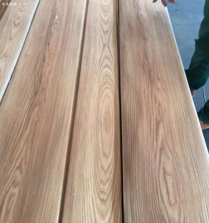 浙江湖州隆森木业是专业生产进口水曲柳木皮