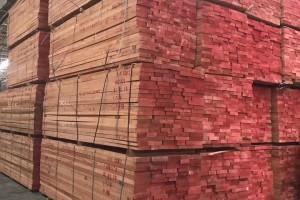 非洲材进口材种解读:奥古曼木材简介,奥古曼木优点和用途是什么?