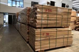 印尼大叶桃花心木板材厂家批发价格