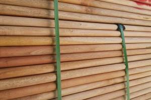 印尼大叶桃花心木板材实物图片