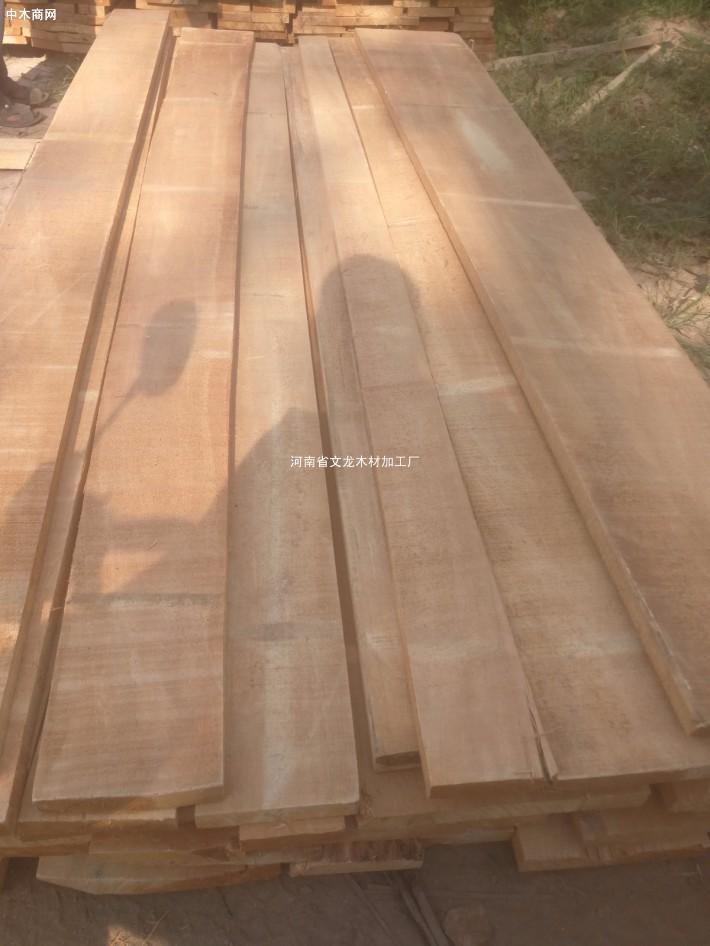 白杨木刨光板材最新价格