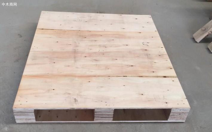木托盘/卡板厂家今日最新报价