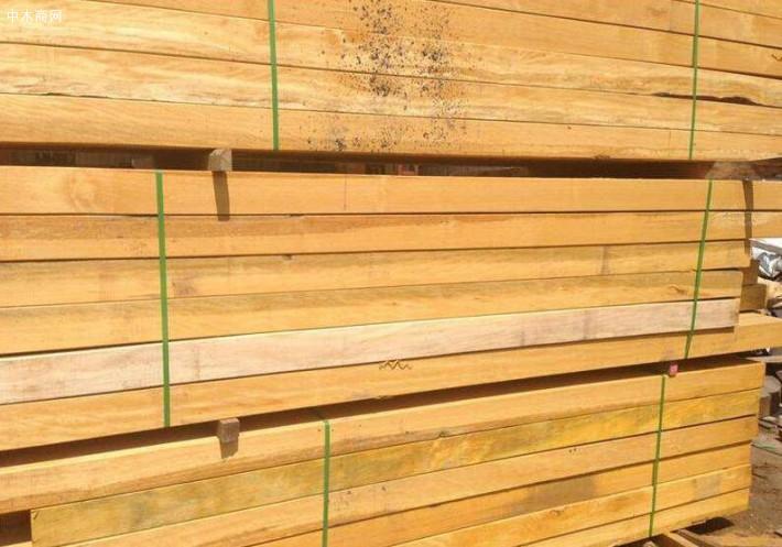木托盘/卡板材料:目前国内木托盘/卡板的材料主要有松木