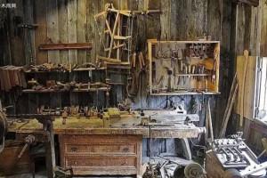 愿有一间木工房,做一个安静的手艺人!