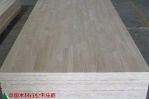 东莞市大岭山兴富林木业长期供应橡胶木AB指接板/拼板