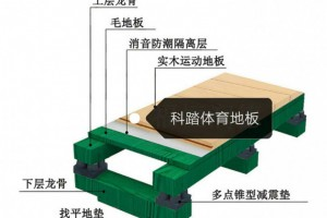 体育地板、运动实木地板