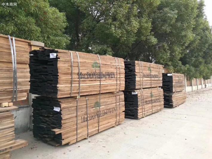 大丰港保税物流中心再添木材一环