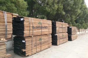 北美进口黑胡桃板材与国内原木加工黑胡桃的区别_上海枋原木业