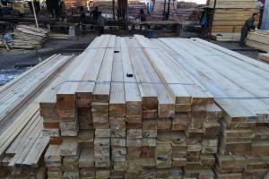 俄罗斯落叶松板材厂家批发价格视频