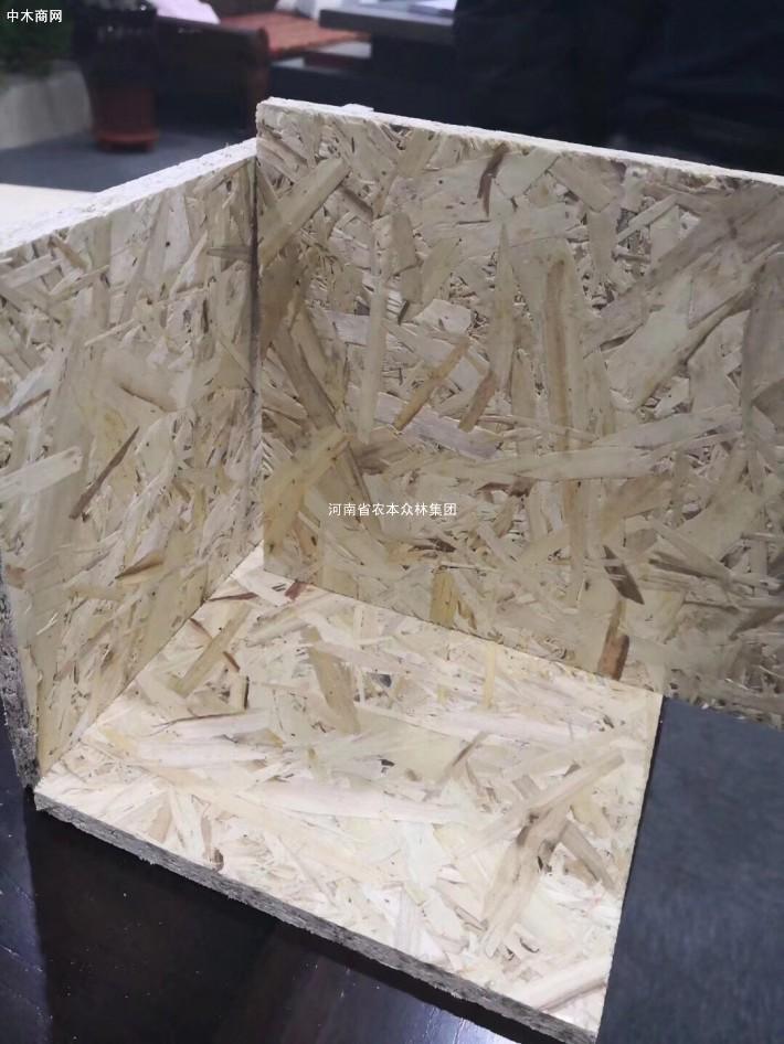 无醛欧松板/建筑模板/空心板