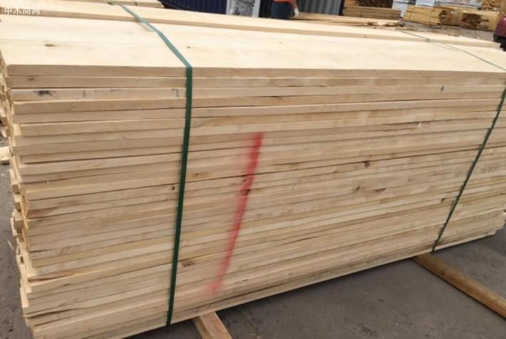 上海福人木材市场桦木、菠萝格等锯材价格行情_2018年12月04日