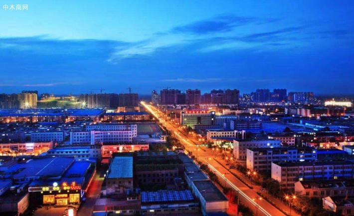 曹妃甸区发改局争取唐山市口岸发展专项资金-木材价格