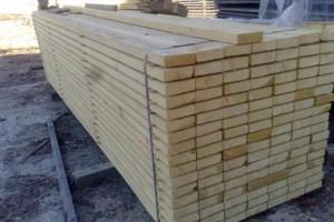 莱芜建筑木方标准尺寸