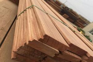 印尼山樟木板材 上海山樟木园林景观木结构防腐木工程