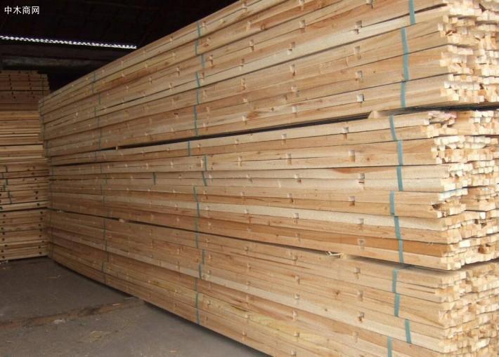 杉木建筑木方材质坚韧轻盈