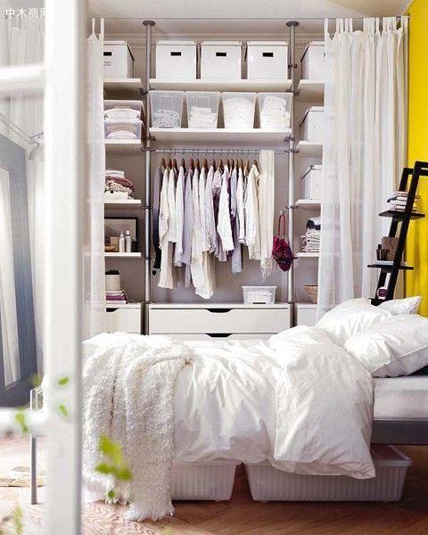 什么样的衣柜好用?-名贵木材