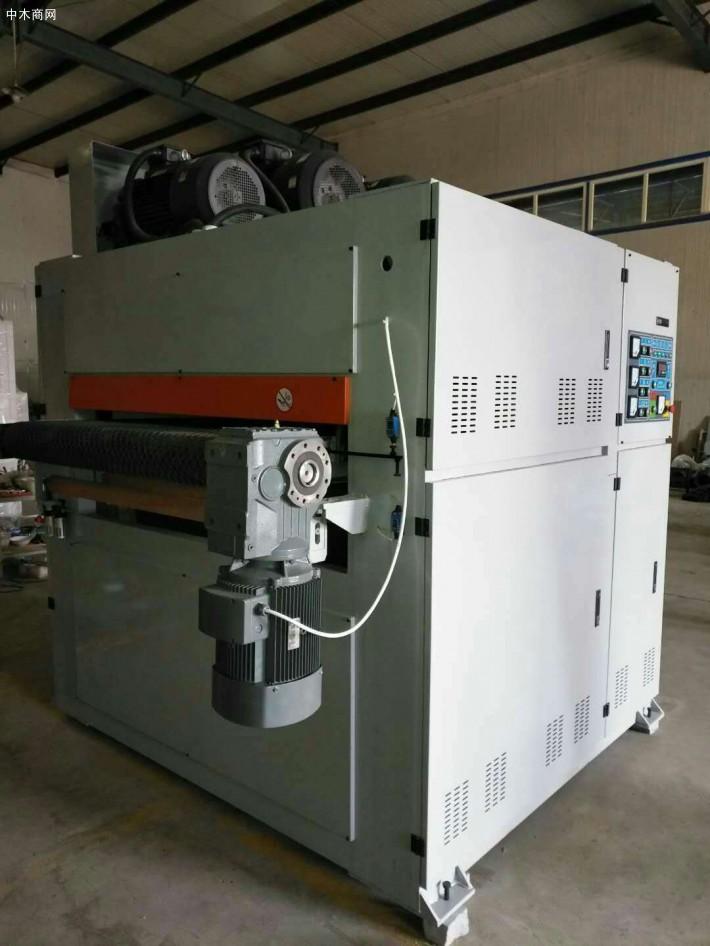 山东青岛千川和硕精密机械专业生产宽带砂光机品牌企业