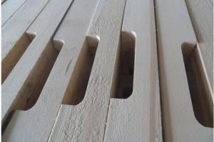全自动木托盘底梁开槽机木托盘专用铣槽机