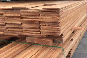 柳桉木防腐木古建材料上海厂家 柳桉木价格