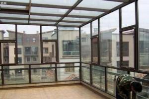 怎样做无框阳台?无框阳台和有框阳台区别?