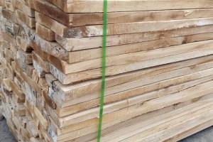 河南榆木烘干板材图片