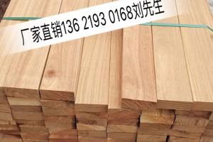 厂家柳桉木木材_柳桉木景观木质栏杆PIFA