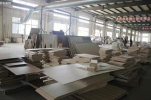 明年板材工厂将进入定制一站式服务