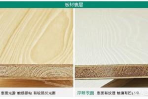 生态板与细木工板的区别在哪些地方?