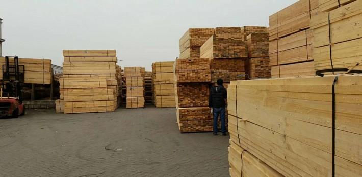 宣城工程木方建材厂家