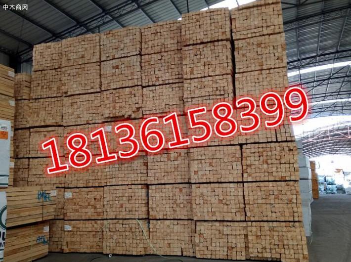 宁波加松木材市场
