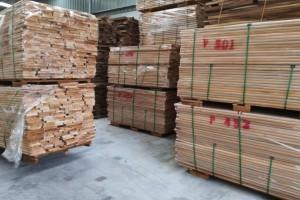 中国市场需求疲软拉低美国锯材出口量