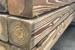 南方松防腐木户外廊架阳台地板葡萄架实木木方