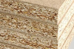 实木颗粒板刨花板无醛板E0、E1、E2级9-27mm淄博板材生产厂家直销