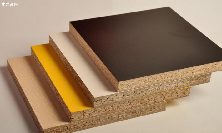 实木颗粒板刨花板无醛板E0、E1、E2级