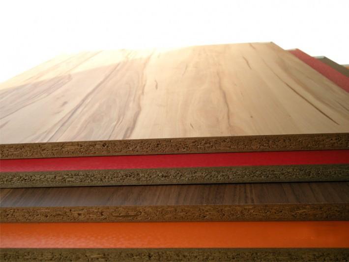 实木颗粒板刨花板无醛板淄博板材生产厂家直销