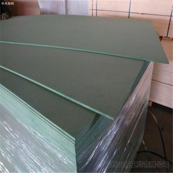 绿色防潮板防水板密度板E1级四八尺浴室柜门板