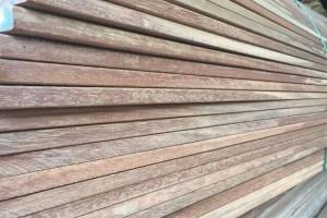 供应进口红铁木古建材 红铁木圆柱 红铁木防腐木地板料