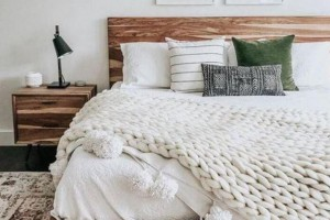 家庭装修设计,卧室的床如何设计?