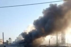 江苏大江木业发生火灾致2死4伤