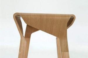 这样漂亮的桌椅你见过吗?是木头做的还是胶合板做的