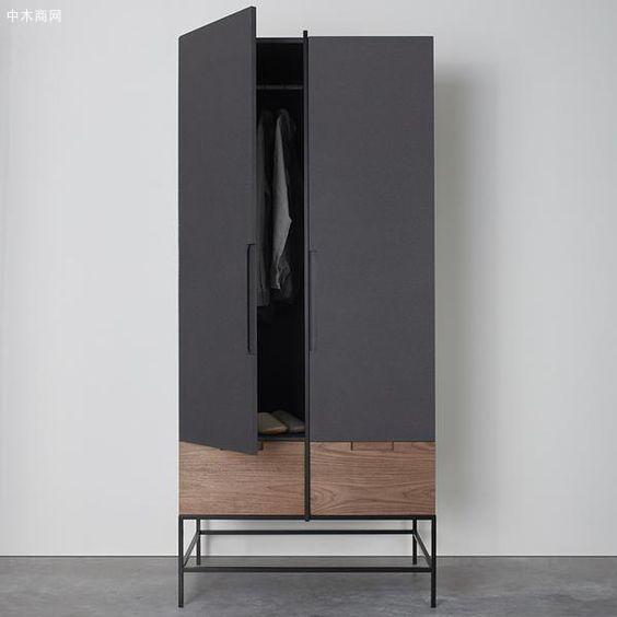 衣柜深度在530mm-620mm