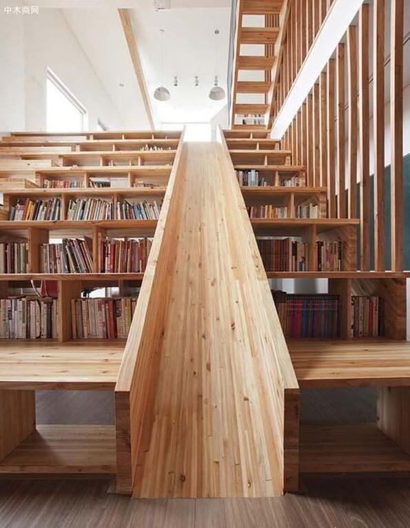 还有这种在一边增加了滑梯的设计