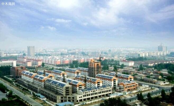 江苏宿迁推动绿色建材集群发展