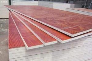 江苏沭阳部分建筑模板厂家原材料紧缺而停产