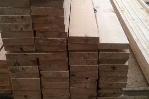 欧洲松木 木板 梁木