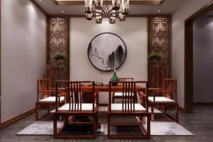 如何打造一个新中式的家呢?