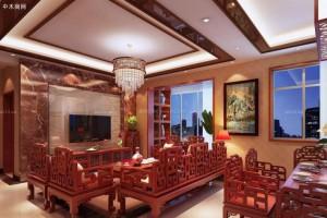如何在中式客厅中摆放家具?